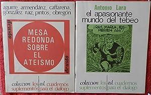Colección Los Suplementos. Cuadernos para el diálogo números 1-82