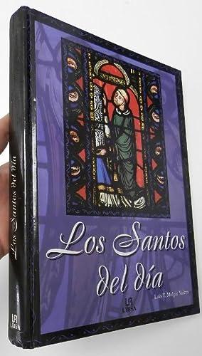 Los Santos del día: Melgar Valero, Luis