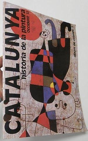 Àlbum de cromos. Catalunya. Història de la pintura. Occident II