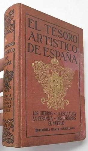 El tesoro artístico de España (Los hierros