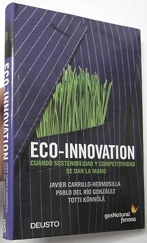 Eco-Innovation: Javier Carrillo-Hermosilla, Pablo