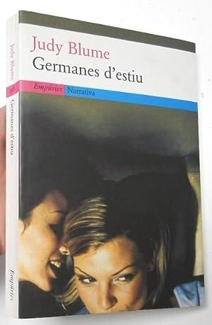Germanes d'estiu: Blume, Judy