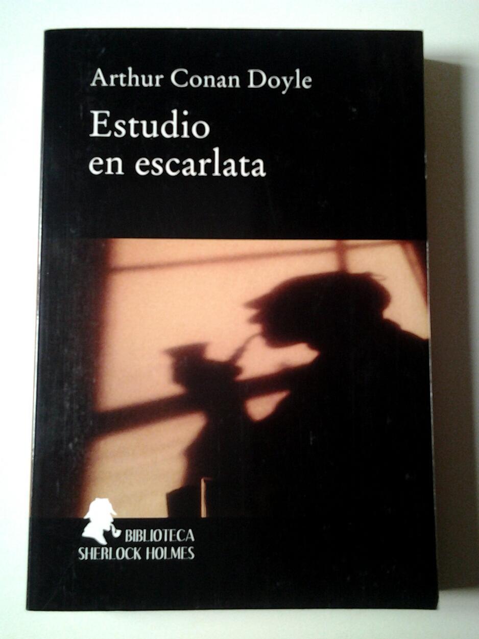Estudio en escarlata: Arthur Conan Doyle