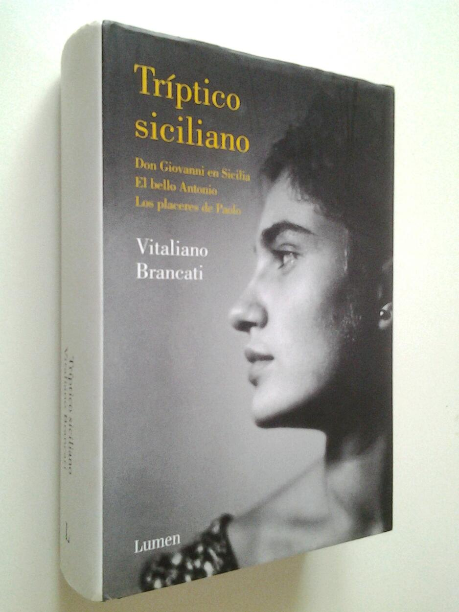 Tríptico siciliano (Narrativa)