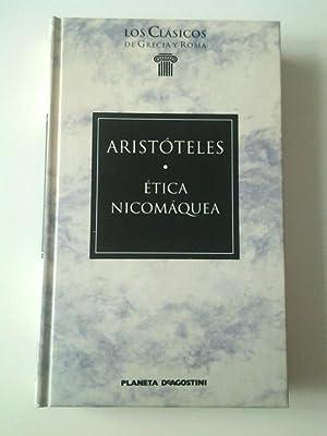 Ética nicomaquea: Aristóteles