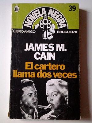 El cartero siempre llama dos veces: James M. Cain