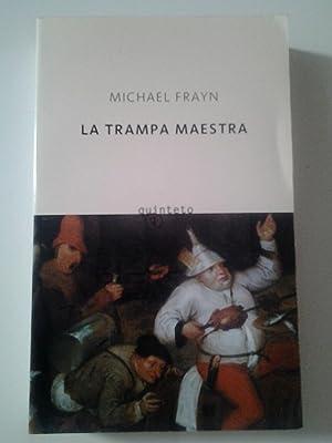 La trampa maestra: Michael Frayn