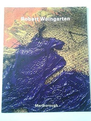 Robert Weingarten. Paletas de artistas (serie) (Catálogo: Robert Weingarten /