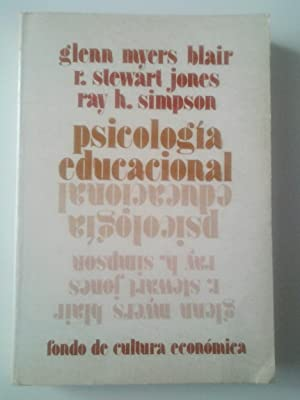 Psicología educacional: Glenn Myers Blair,