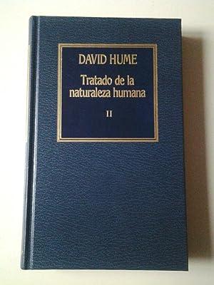 Tratado de la naturaleza humana. Libro II: David Hume (Edición
