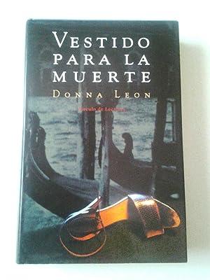 Vestido para la muerte (Serie Brunetti, 3): Donna Leon