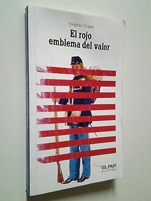 El rojo emblema del valor: Stephen Crane