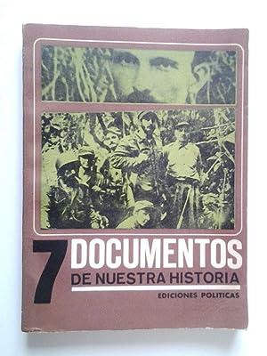 Siete documentos de nuestra historia: El Manifiesto: VV. AA.