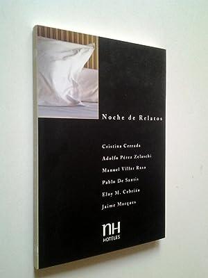 Noche de Relatos 20: Órdenes trascendentales /: Cristina Cerrada /