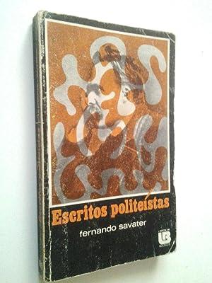 Escritos politeístas: Fernando Savater