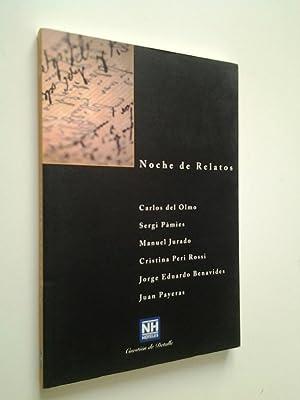 Noche de Relatos 14: Una copa en: Carlos del Olmo