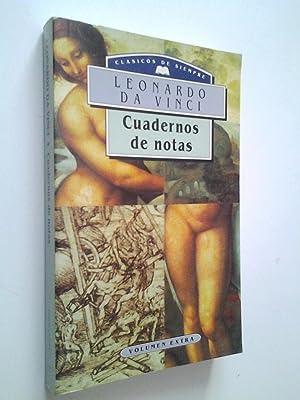 Cuaderno de notas: Leonardo da Vinci