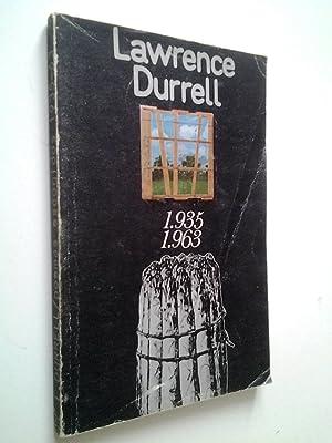 Poemas escogidos (1935-1963): Lawrence Durrell (Traducción