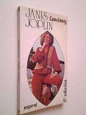Janis Joplin. Cancioness (Edición bilingüe): Janis Joplin