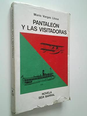 Pantaleon e as visitadoras mario vargas llosa abebooks - Libreria hispanoamericana barcelona ...