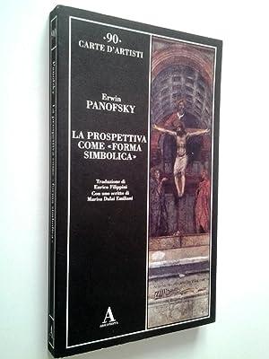La prospettiva come Forma Simbolica: Erwin Panofsky