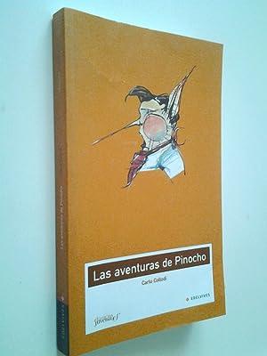 Las aventuras de Pinocho: Carlo Collodi (Edición