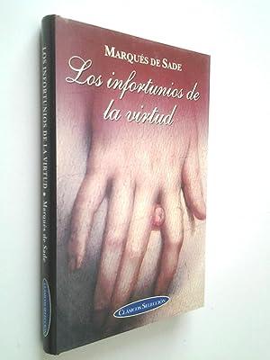 Los infortunios de la virtud (Justine): Marqués de Sade