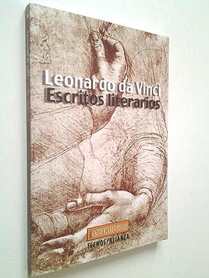Escritos literarios: Leonardo da Vinci