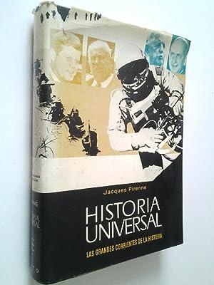 Historia Universal. Las grandes corrientes de la: Jacques Pirenne