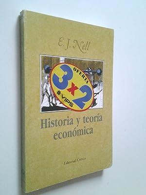 Historia y teoría económica: E. J. Nell