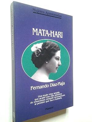 Mata-Hari: Fernando Díaz-Plaja