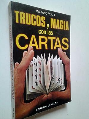 Trucos y magia con las cartas: Mariano Volpi