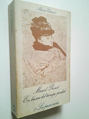 En busca del tiempo perdido 5. La: Marcel Proust (Traducción