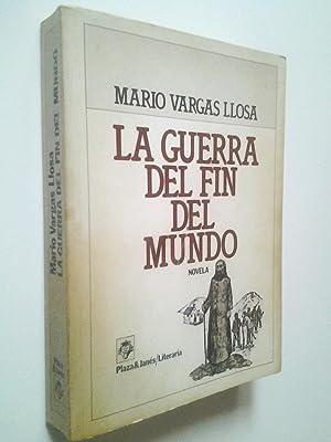 8401380014 la guerra del fin del mundo the war of the - Libreria hispanoamericana barcelona ...