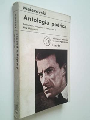Antología poética: Vladimir Maiakovski (Maiacovski)