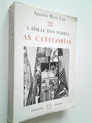 A Biblia dos pobres. II. As Categorias