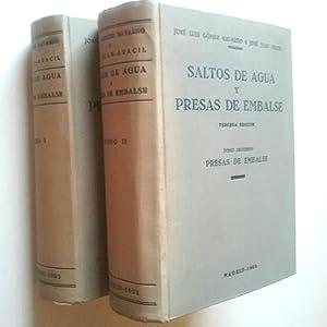 Saltos de agua y presas de embalse: José Luis Gómez
