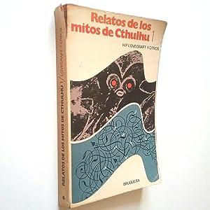 Relatos de los Mitos de Cthulhu 1: H. P. Lovecraft