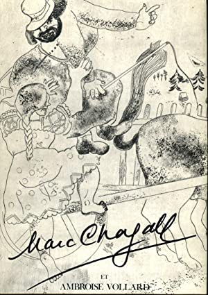 MARC CHAGALL ET AMBROISE VOLLARD. CATALOGUE COMPLET: SORLIER CHARLES.