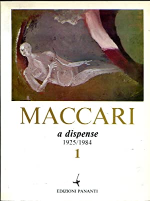MACCARI. A DISPENSE 1925/1984. VOL. 1.: AUTORI VARI.