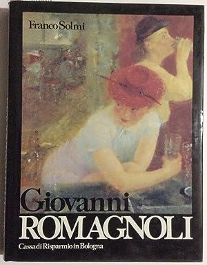 Giovanni Romagnoli Itinerario Critico-bibliografico. Bibliografia e schede: SOLMI F.