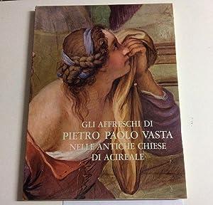 Affreschi di Pietro Paolo Vasta nelle antiche: BLANCO M. (A