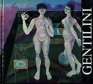 FRANCO GENTILINI. Dipinti 1948-1980. Catalogo mostra Galleria