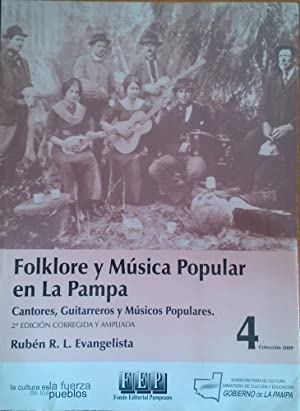 Folklore y Música Popular en La Pampa