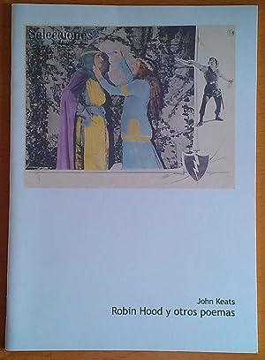 Robin Hood y otros poemas: Keats John