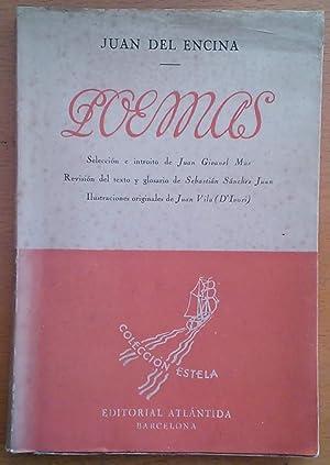 Poemas: Encina Juan Del