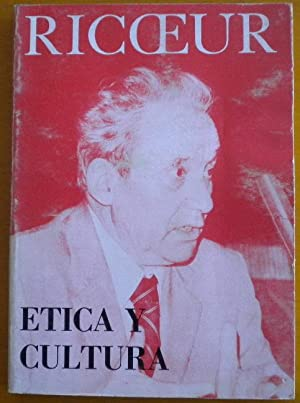 Etica y cultura: Ricoeur Paul