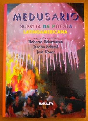 Medusario. Muestra de Poesía Latinoamericana: Deniz Gerardo -
