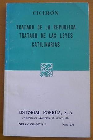 Tratado de la República - Tratado de: Cicerón Marco Tulio