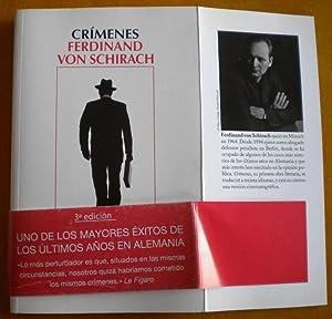Crímenes: Von Schirach Ferdinand